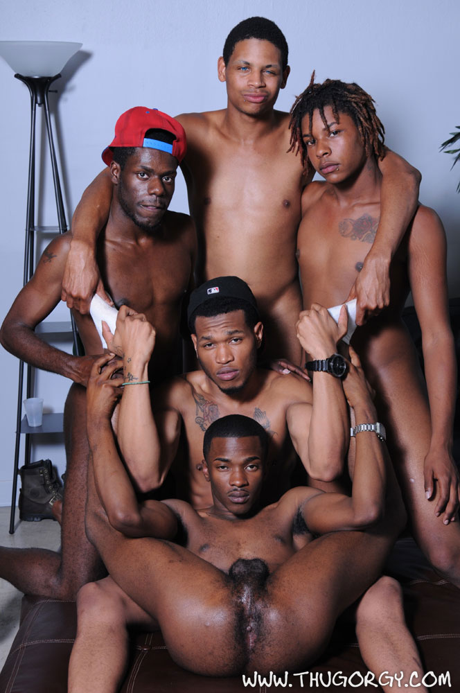 Black-Thug-Orgy-Unique-Treasure-Casanova-26g-Awesome-D-Kings-Deire-Cody-Miles-fucking-13 Big Black Cock Thug Orgy Cum Flies Everywhere