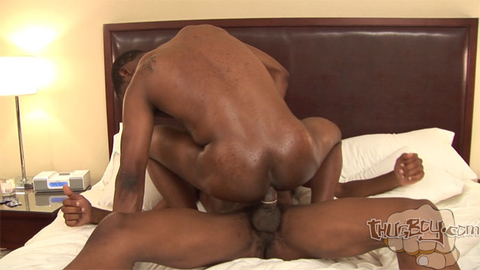 Thug Boy Breion Diamond and Manny Baby gay black fucking 25 Two Amateur Thugs Getting Their Fuck On