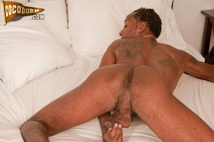 CocoDorm-Mr-Phat-Lipps-Black-Thug-With-Huge-Lips-and-Cock-Jerking-off-Big-Black-Cock-14 Mr. Phat Lipps:  Amateur Ghetto Black Thug Jerks A Big Black Cock