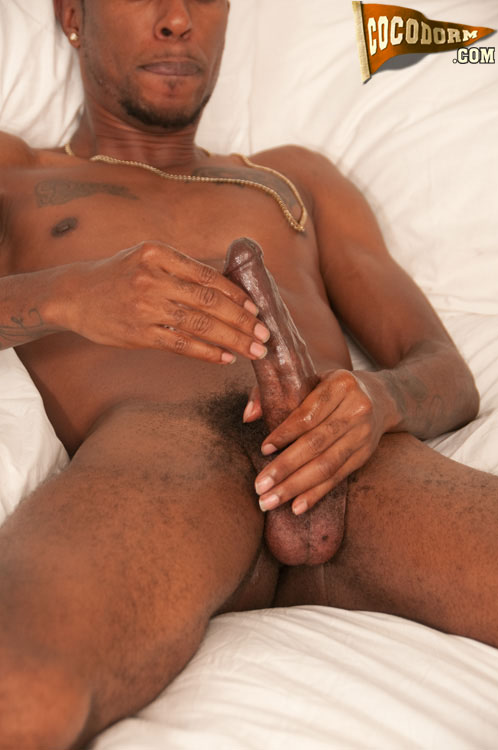 CocoDorm-Mr-Phat-Lipps-Black-Thug-With-Huge-Lips-and-Cock-Jerking-off-Big-Black-Cock-28 Mr. Phat Lipps:  Amateur Ghetto Black Thug Jerks A Big Black Cock