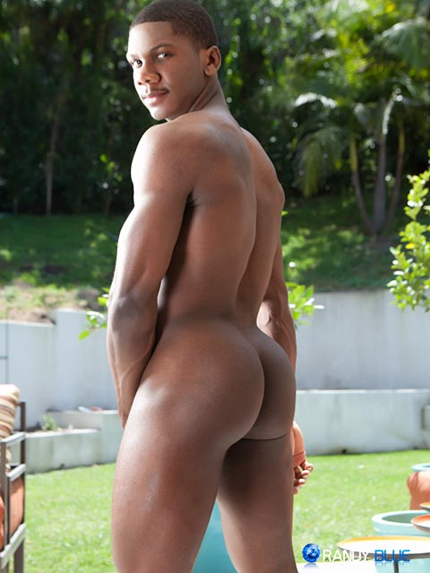 Big Black Cock Blonde Ass