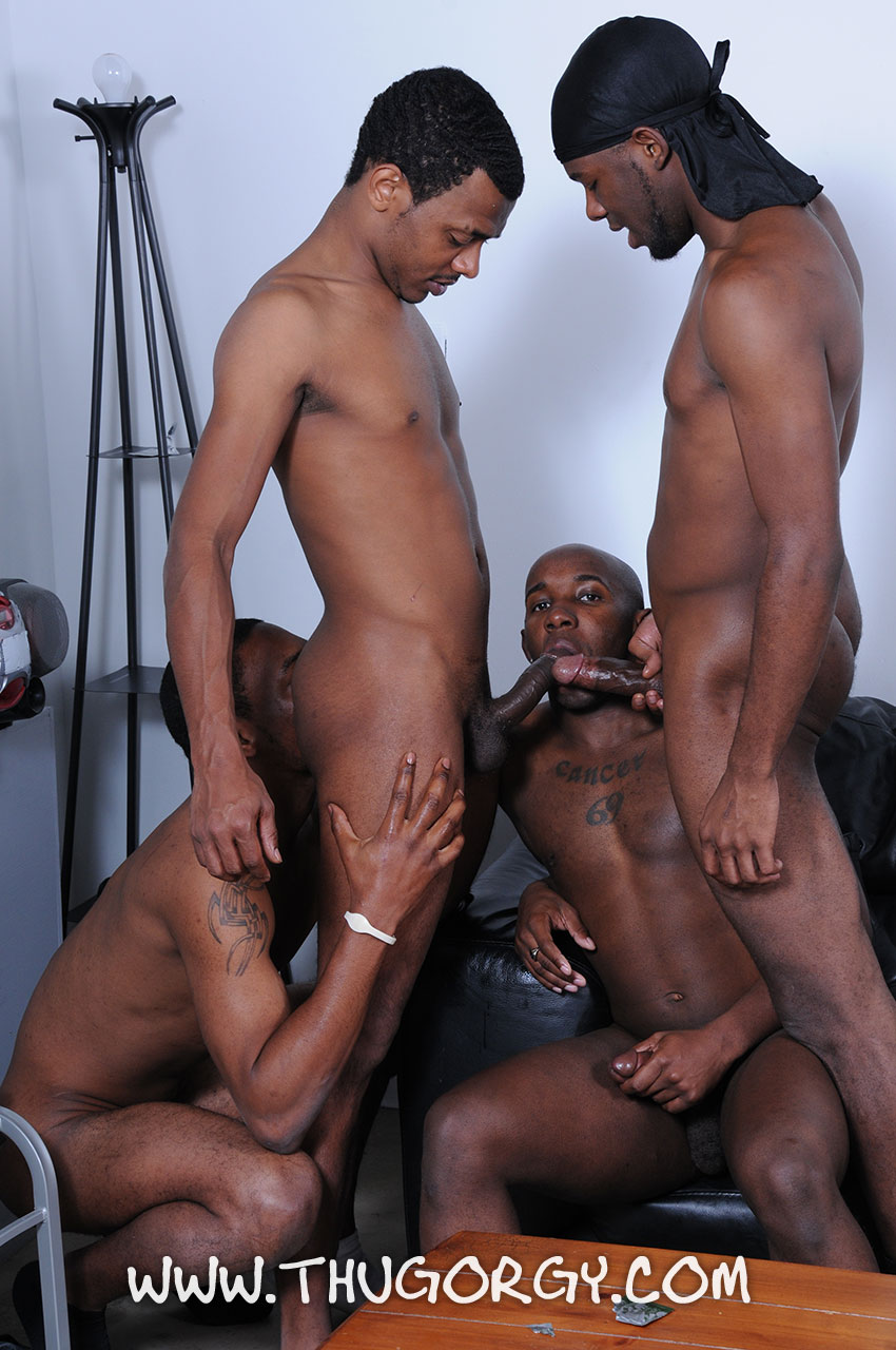 Free black gay thugs photos