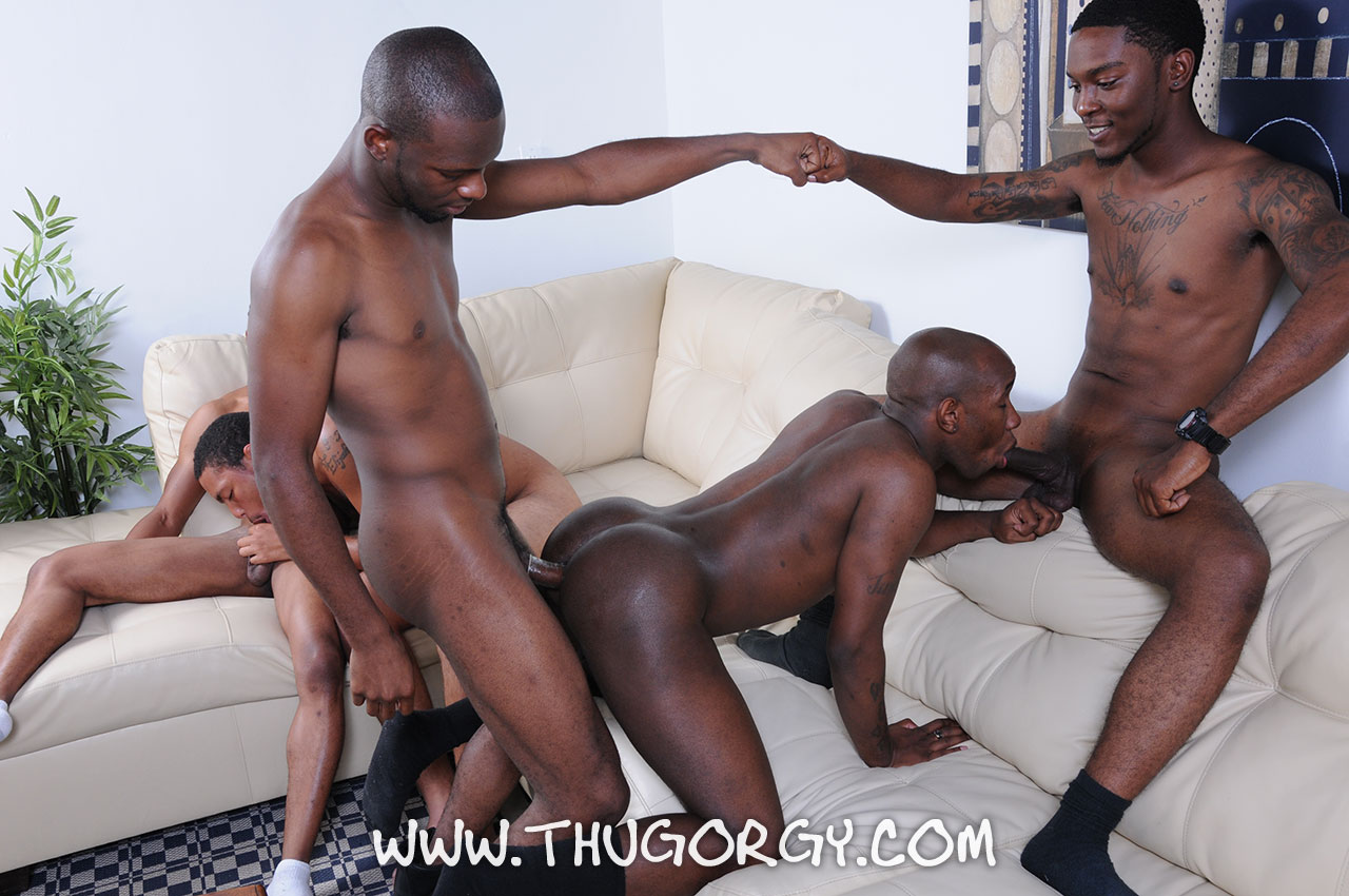 Amateur Black Thug Sucks And Rides