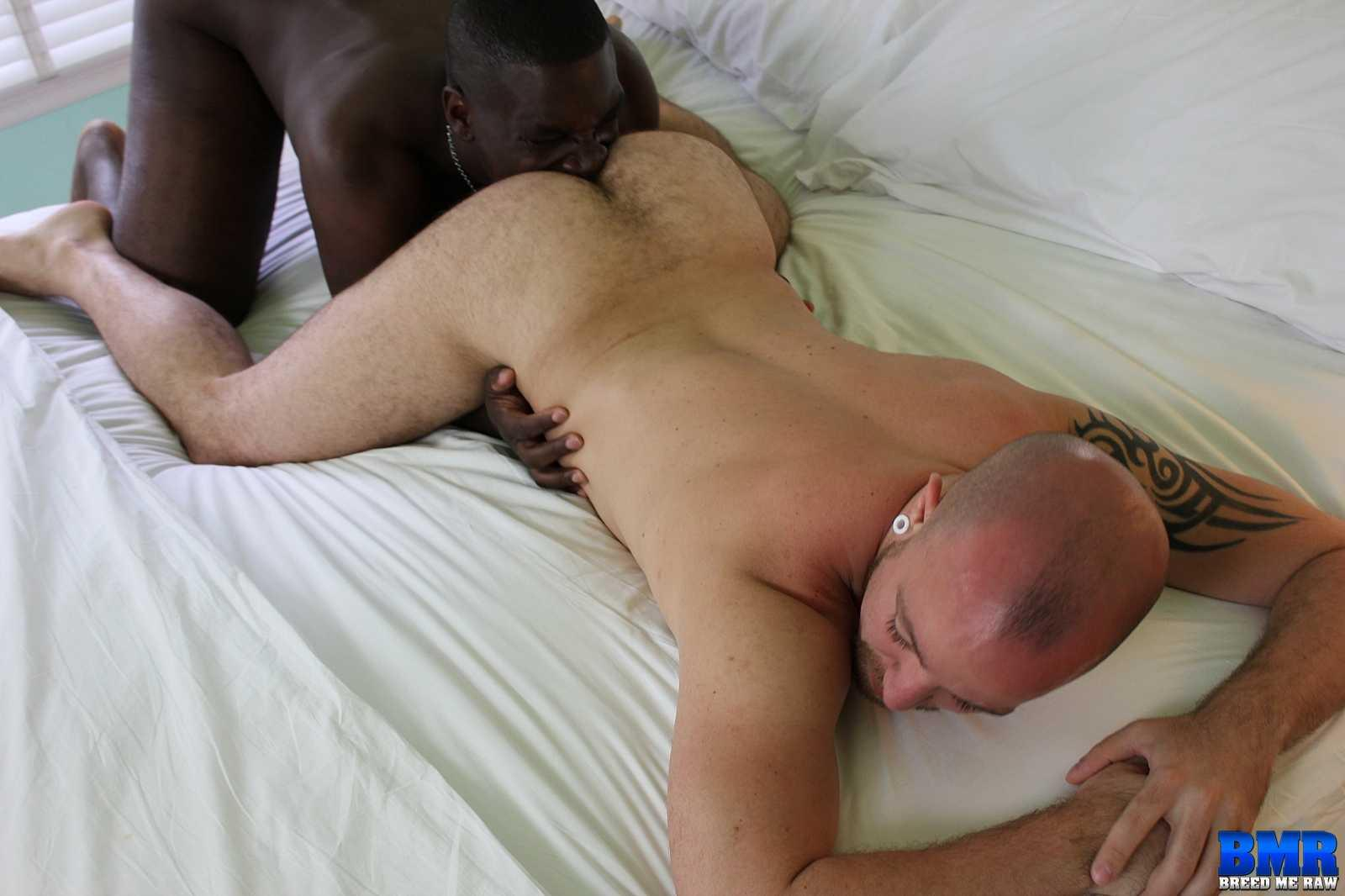 Amateur interracial gay bareback sex xxx 8