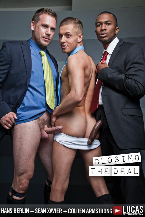 Gay orgy berlin