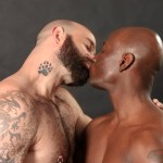Next Door Ebony Sam Swift and Jay Black Interracial White Guy Fucking A Black Guy Amateur Gay Porn 12 150x150 Hung Amateur Black Guy Takes A Big White Cock Up His Tight Ass
