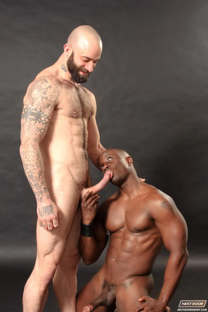 Next Door Ebony Sam Swift and Jay Black Interracial White Guy Fucking A Black Guy Amateur Gay Porn 13 Hung Amateur Black Guy Takes A Big White Cock Up His Tight Ass