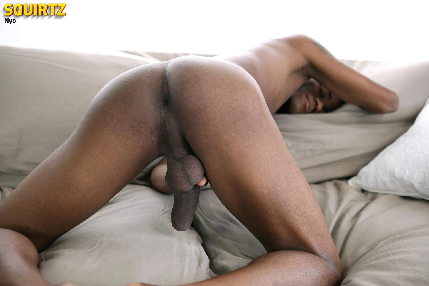 Squirtz Nyo Big Uncut Black Cock Jerking Off Cum Shot Amateur Gay Porn 18 Young Black Guy Jerking His Massive Uncut Black Cock