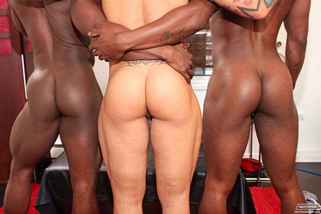 Ass big black dick long
