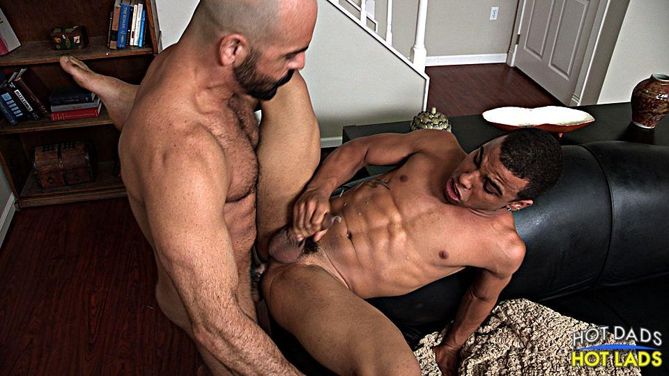 Hot Dads Hot Lads Adam Russo and Trelino Hairy Muscle Daddy Fucks A Young Black Ass Amateur Gay Porn 18 Sexy Hairy Muscle Daddy Fucks A Tight Young Black Ass