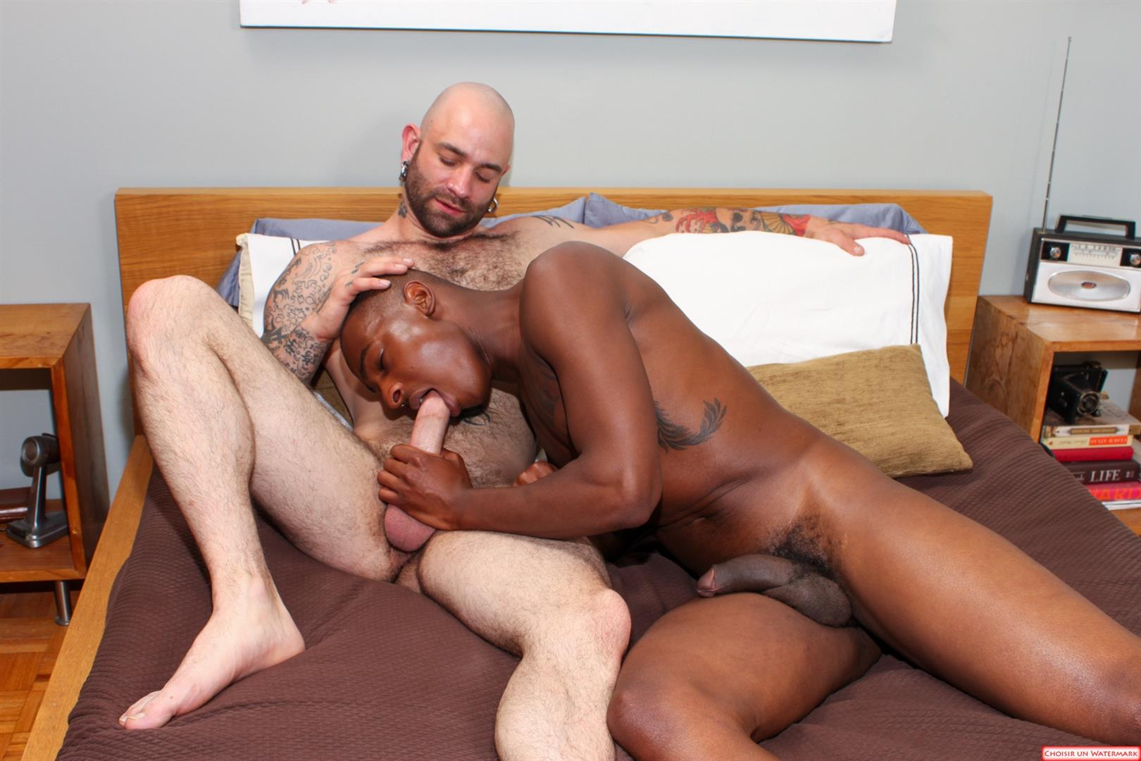 Amateur interracial black cock hot brat