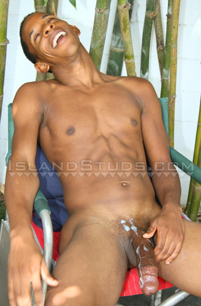 "Island Studs Lamont Black College Surfer With 11 inch Black Cock Amateur Gay Porn 11 Black College Surfer Jerking His Big 11"" Cock In Hawaii"