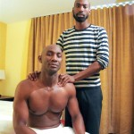 Next Door Ebony Astengo and PD Fox Big Black Cocks Fucking Amateur Gay Porn 04 150x150 Two Hung Black Guys Having Anonymous Gay Sex In A Hotel Room