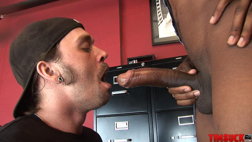 Sucking Big Gay Cock -