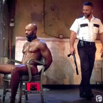 Fetish Force Race Cooper and Dirk Caber Black Guy Forced To Suck White Cock Amateur Gay Porn 02 150x150 Black Inmate Race Cooper Forced To Suck A Guards Thick White Cock