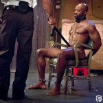 Fetish Force Race Cooper and Dirk Caber Black Guy Forced To Suck White Cock Amateur Gay Porn 03 150x150 Black Inmate Race Cooper Forced To Suck A Guards Thick White Cock