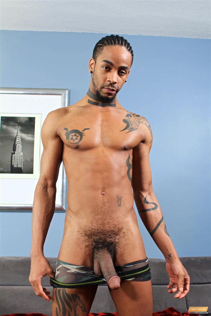 stars black Big dick male porn