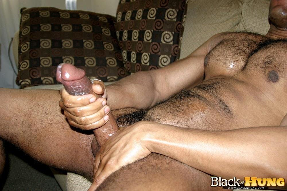 Black N Hung Black Bull Big Black Cock Jerk Off Military Amateur Gay Porn 16 Black Bull Military Stud Jerking Off His Massive Big Black Cock