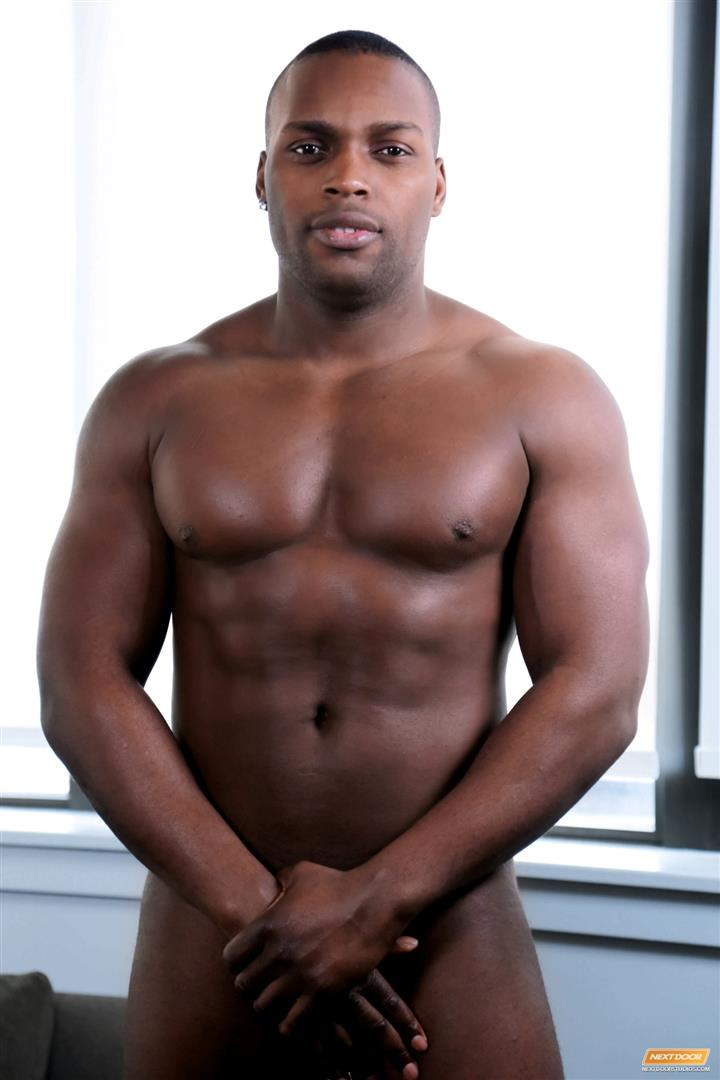 Naked Muscle Men With Big Black Cock