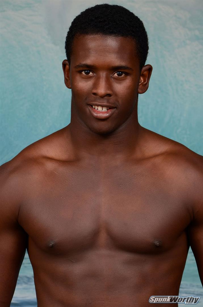 Have amateur big black cock football player something is