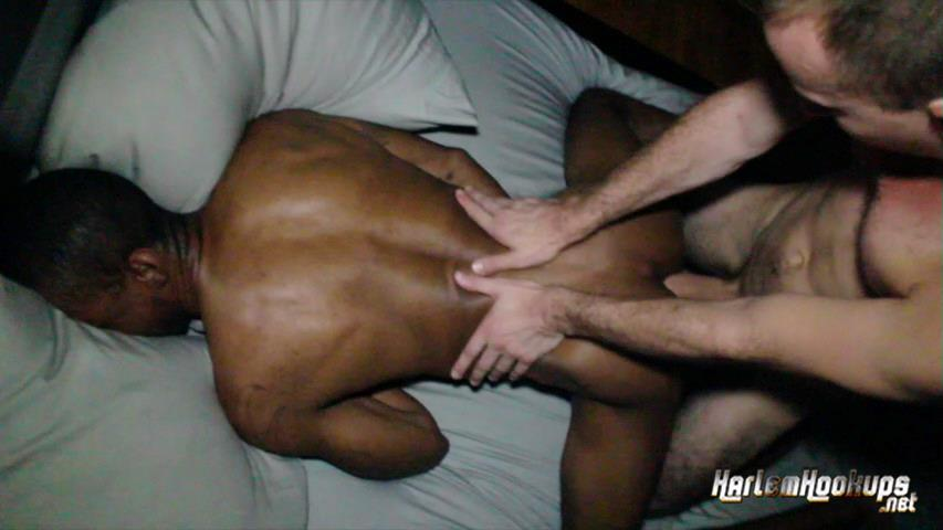 Black guy sucking big cock