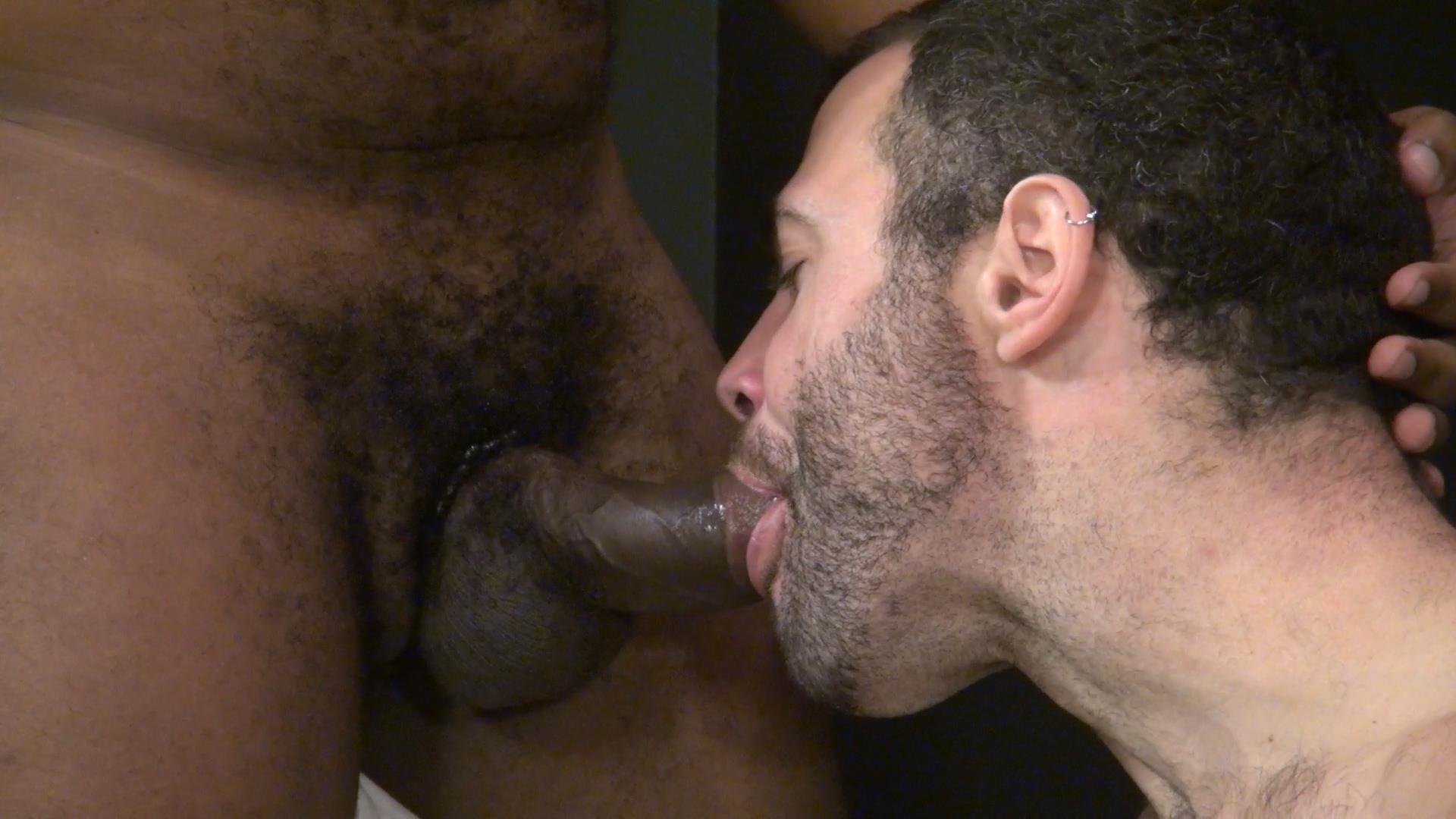 Nasty Interracial Gay Amateurs
