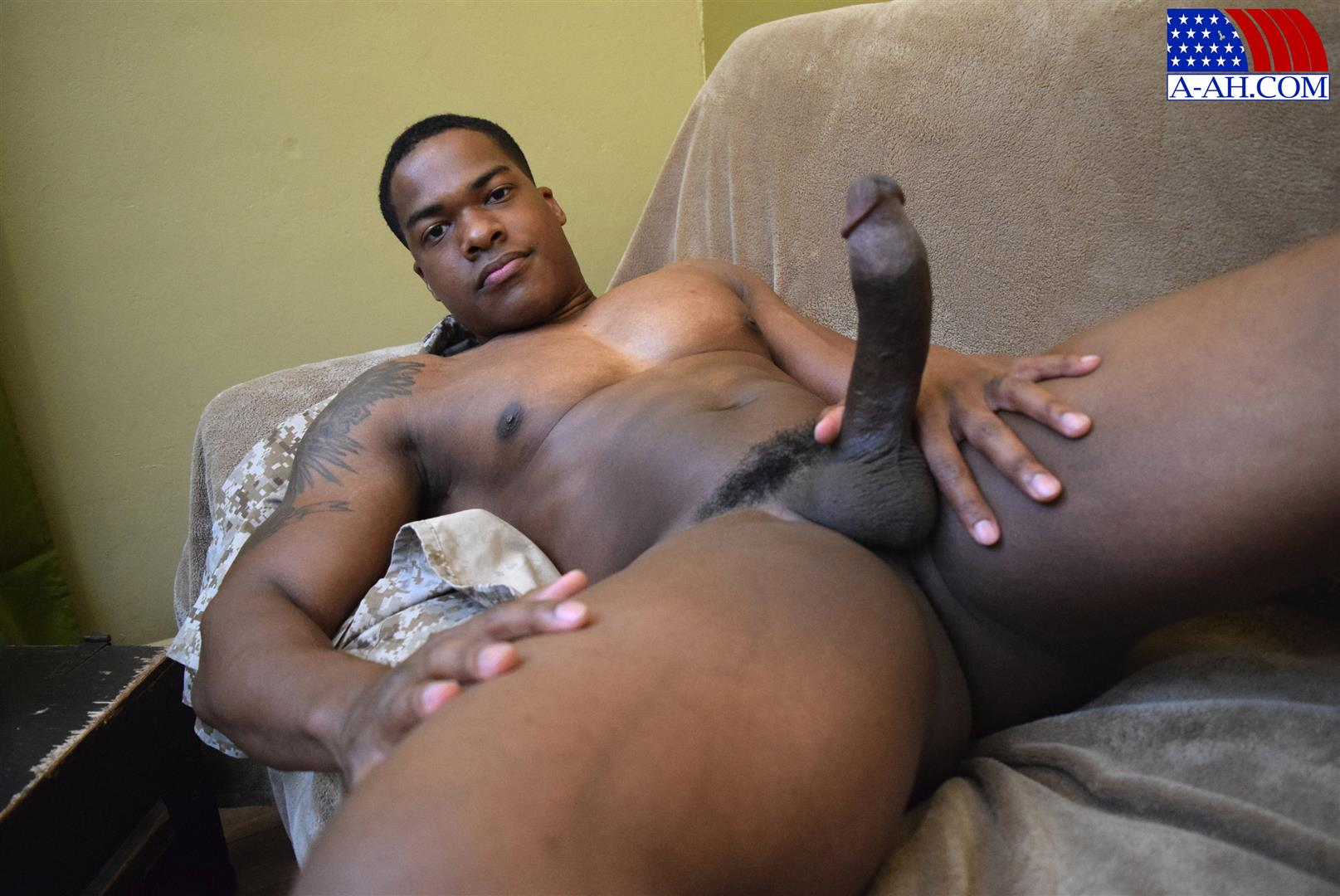 Big cock black gay