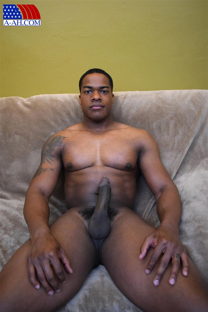 Blonde Sucks Big Black Cock