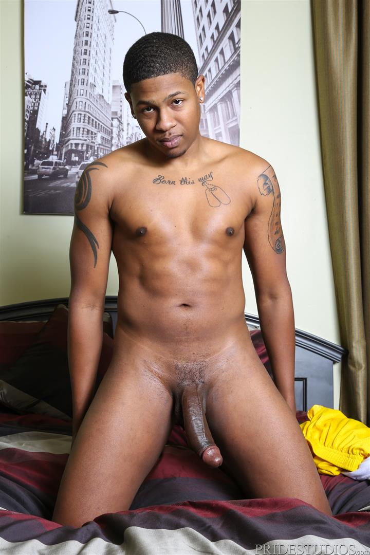 Big Black Dick Gay Man