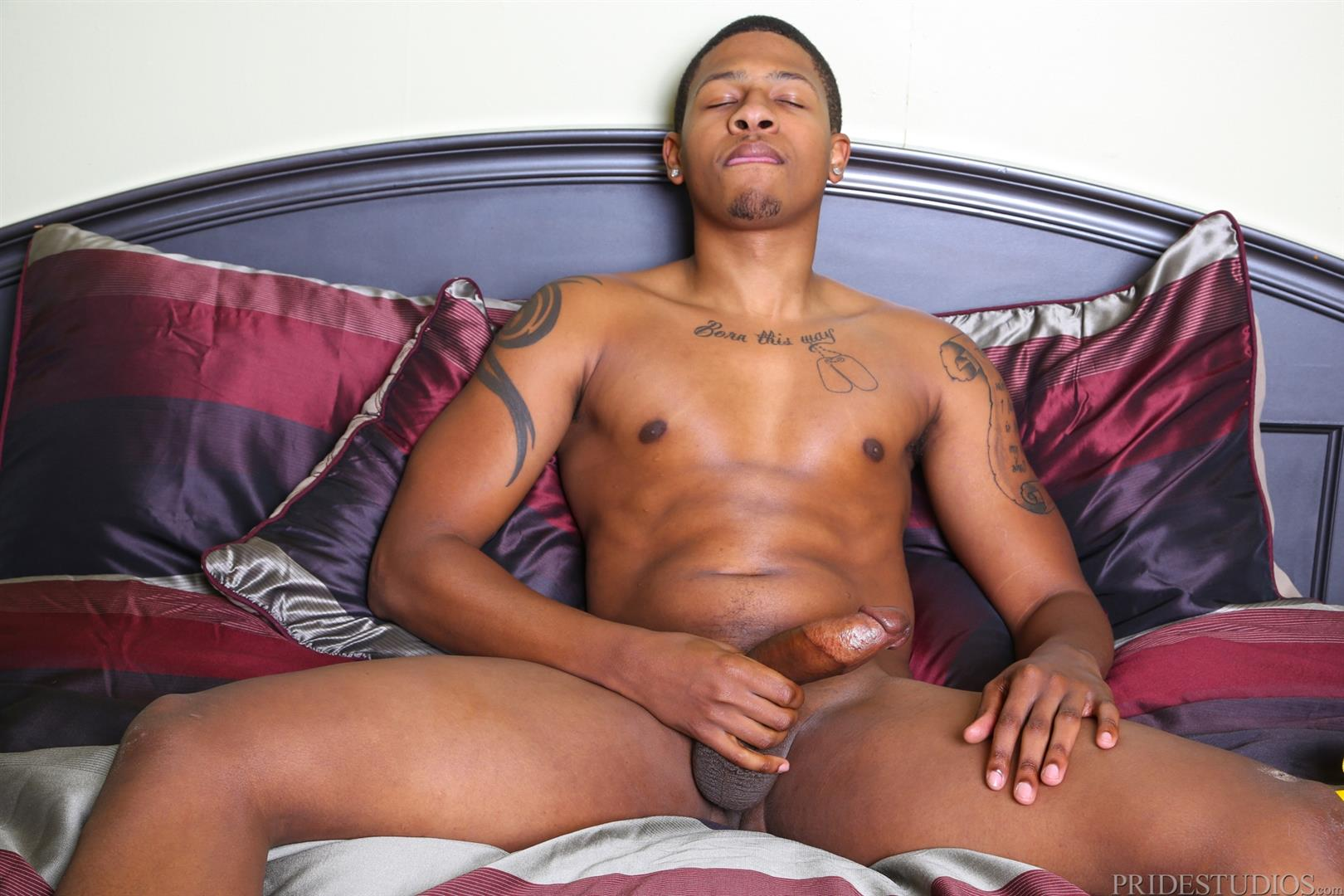 Gay black guys jacking off