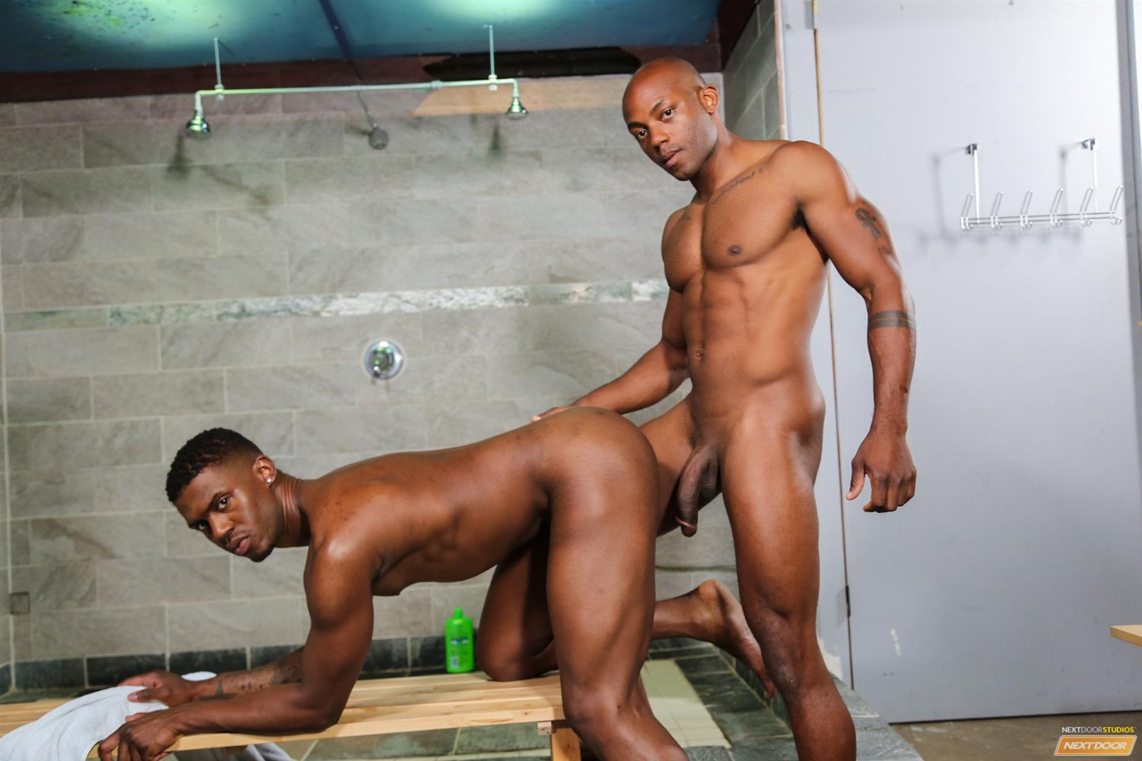 Gay black sexy men fucking