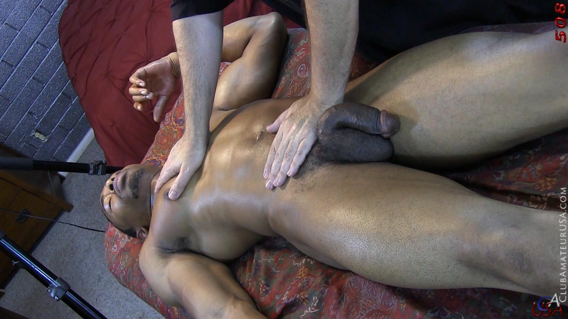 dominant gaymassage