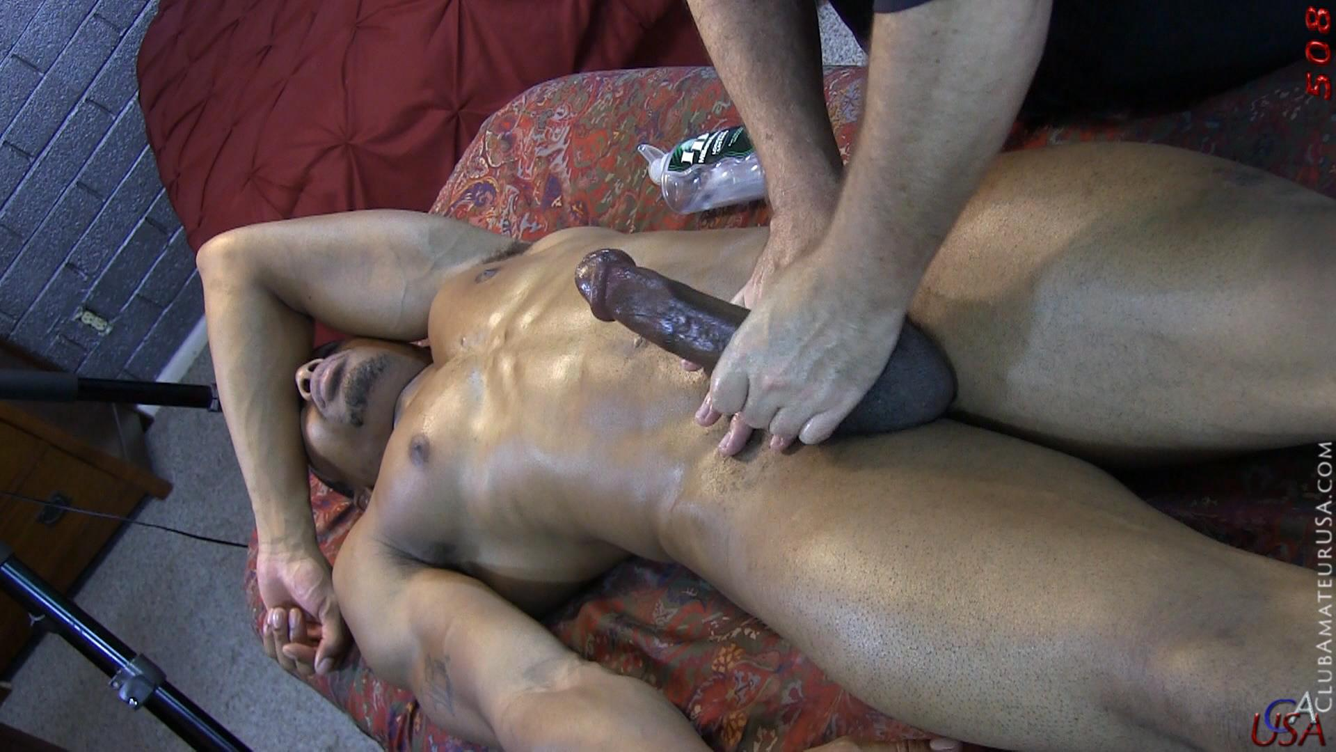 Black Gay Dick Massage