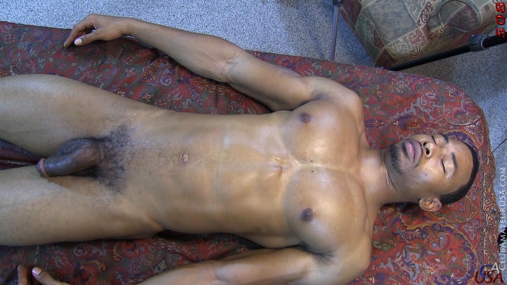 Gay black cock massage