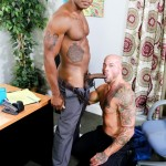 Sean Duran and Osiris Blade Extra Big Dicks Black Cock Interracial Amateur Gay Porn 08 150x150 White Muscle Hunk Takes A Big Black Cock Up The Ass During A Job Interview