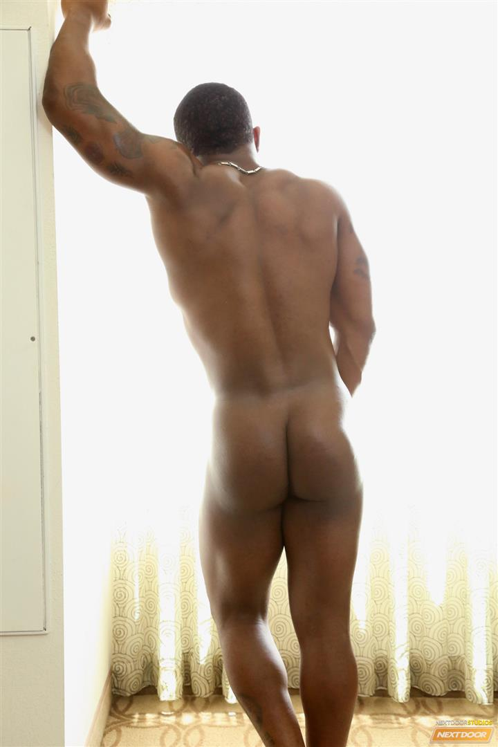 Muscular Black Men Naked#4