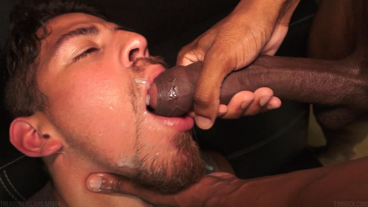 Full deep suck cock