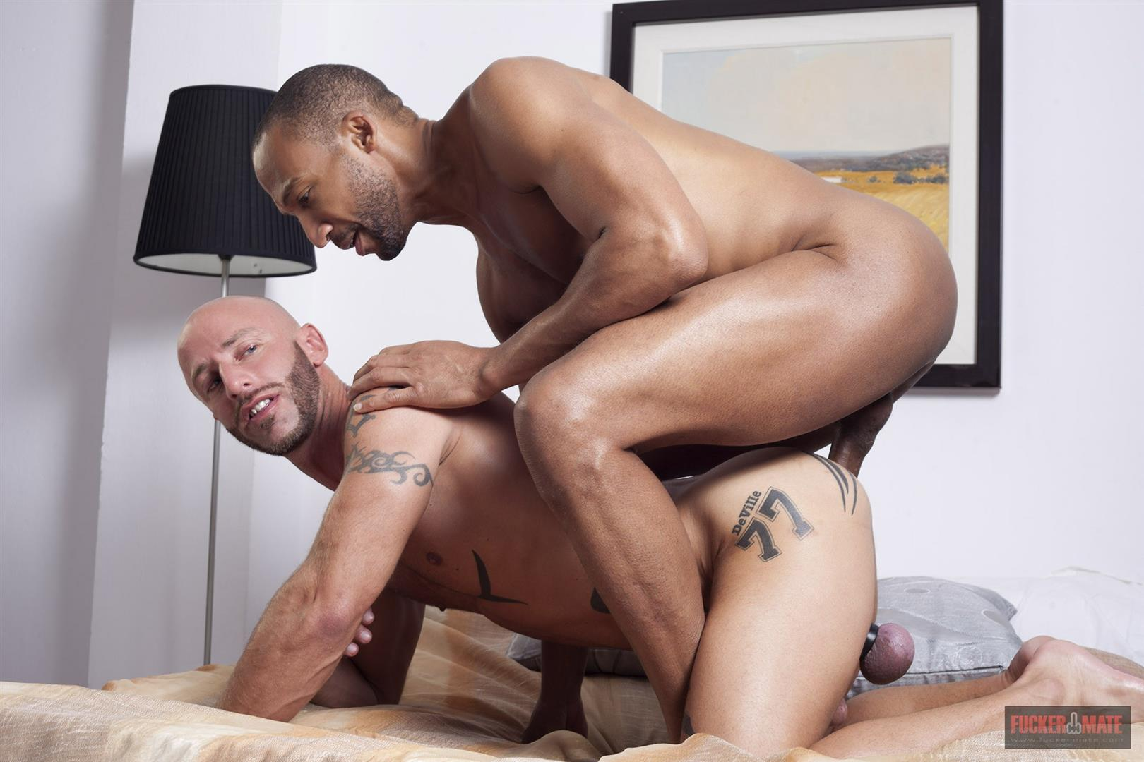 Free gay interracial bareback