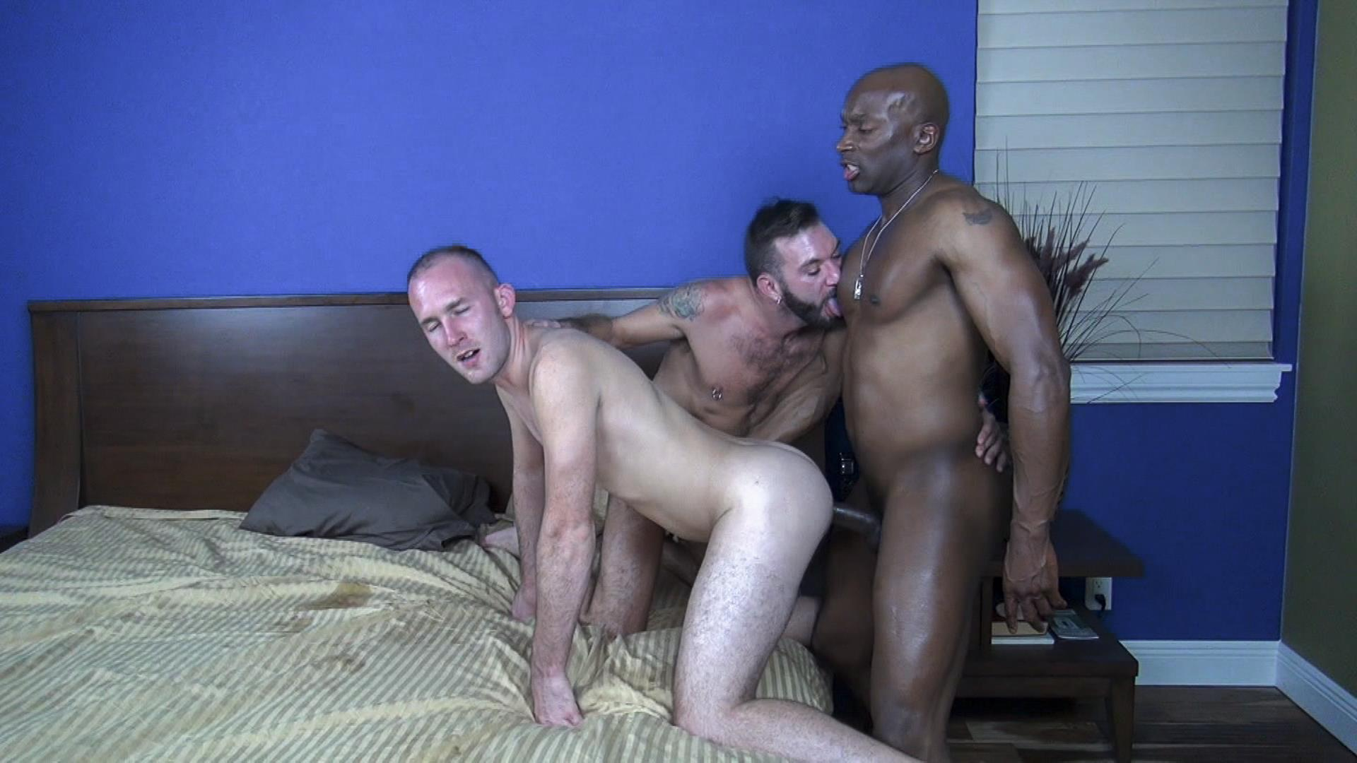 Cock Gay Interracial