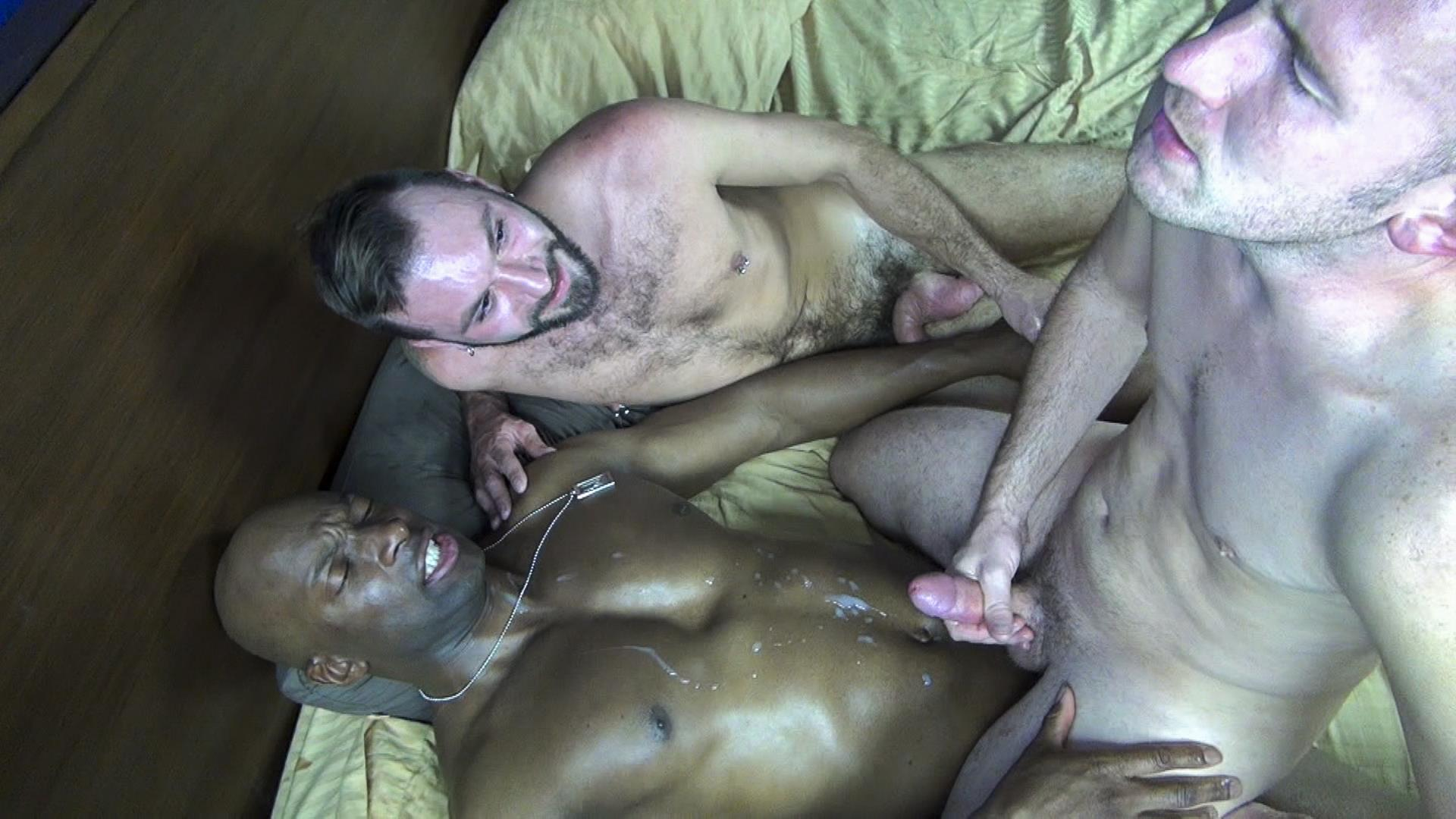 Uncut cock sex club scene two