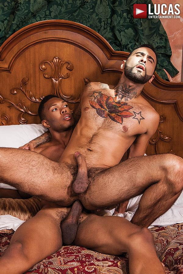Black Cum In Gay Ass