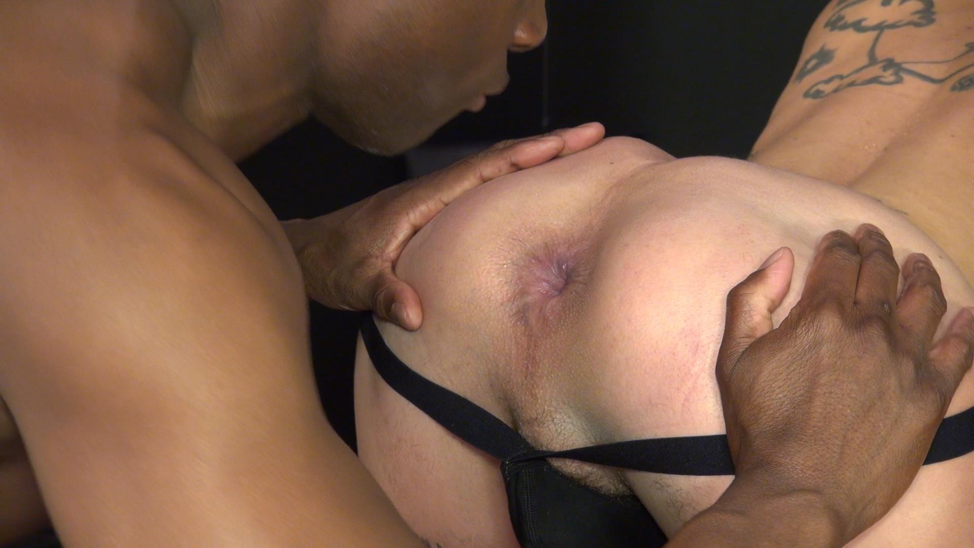 Black gay boyz butthole stuffing