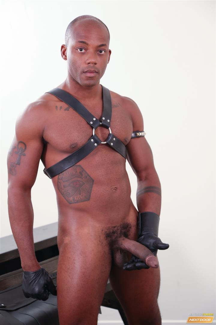 image Black male pale tail scene