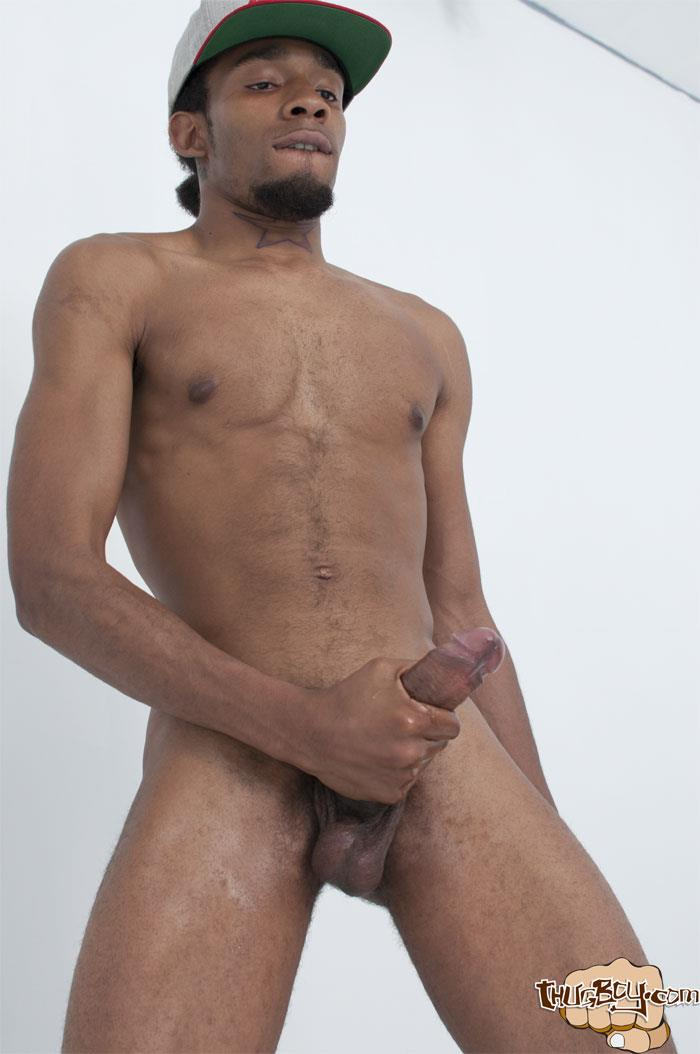 Thug Boy Frost Big Black Thug Cock Jerking Off Amateur Gay Porn 40 Young Chicago Thug Boy Jerks His Big Black Cock