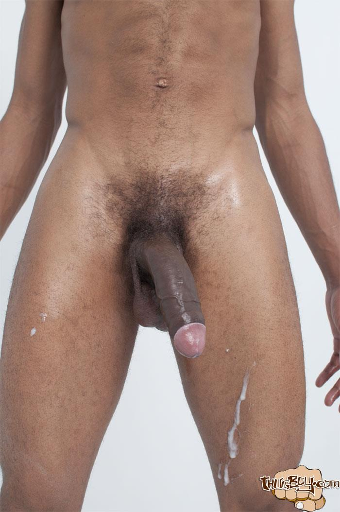 Thug Boy Frost Big Black Thug Cock Jerking Off Amateur Gay Porn 48 Young Chicago Thug Boy Jerks His Big Black Cock
