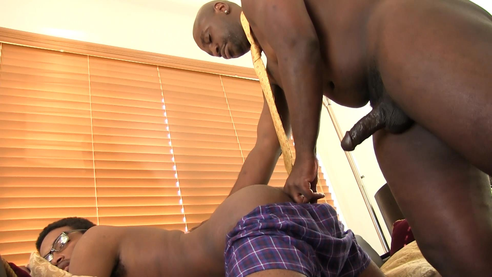 Big daddy black gay