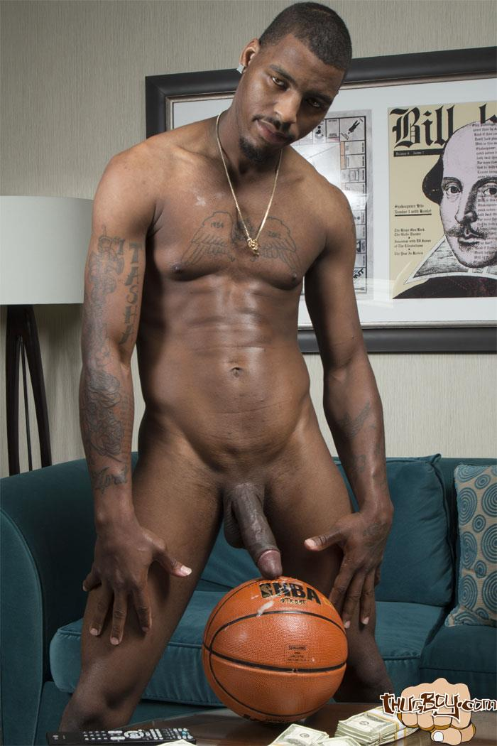 Thug Boy Tyrelle Big Black Uncut Cock Jerk Off Amateur Gay Porn 72 Thug Boy Tyrelle Strokes His Big Black Uncut Cock