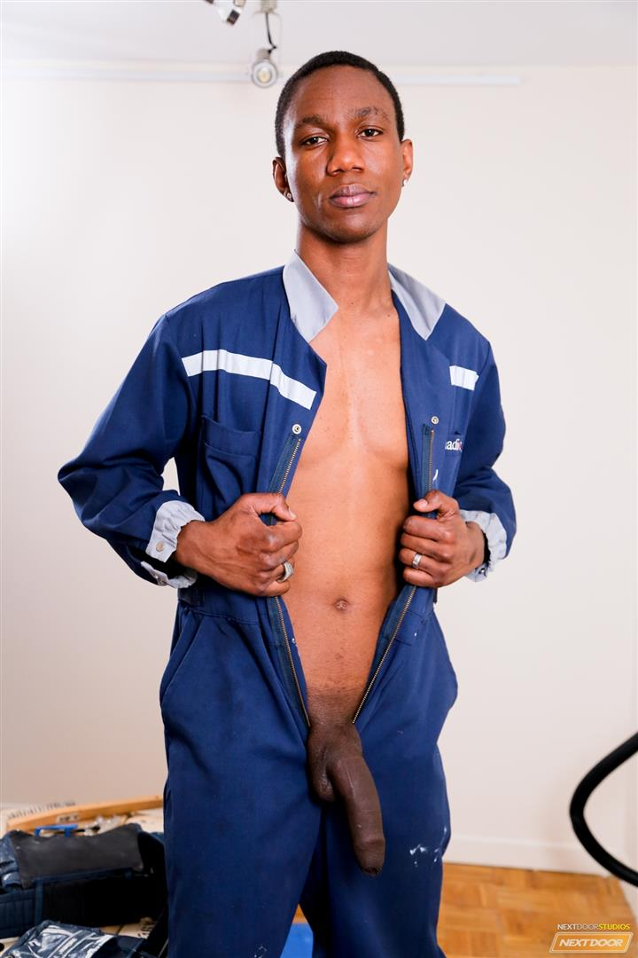 Next Door Ebony Ray Boy With A Big Uncut Black Dick Jerk Off Free Gay Porn 06 Smooth Black Boy Playing With His Big Black Uncut Cock