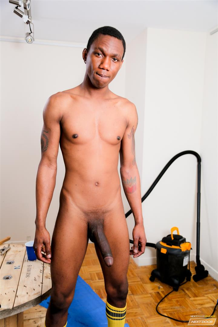 Next Door Ebony Ray Boy With A Big Uncut Black Dick Jerk Off Free Gay Porn 09 Smooth Black Boy Playing With His Big Black Uncut Cock