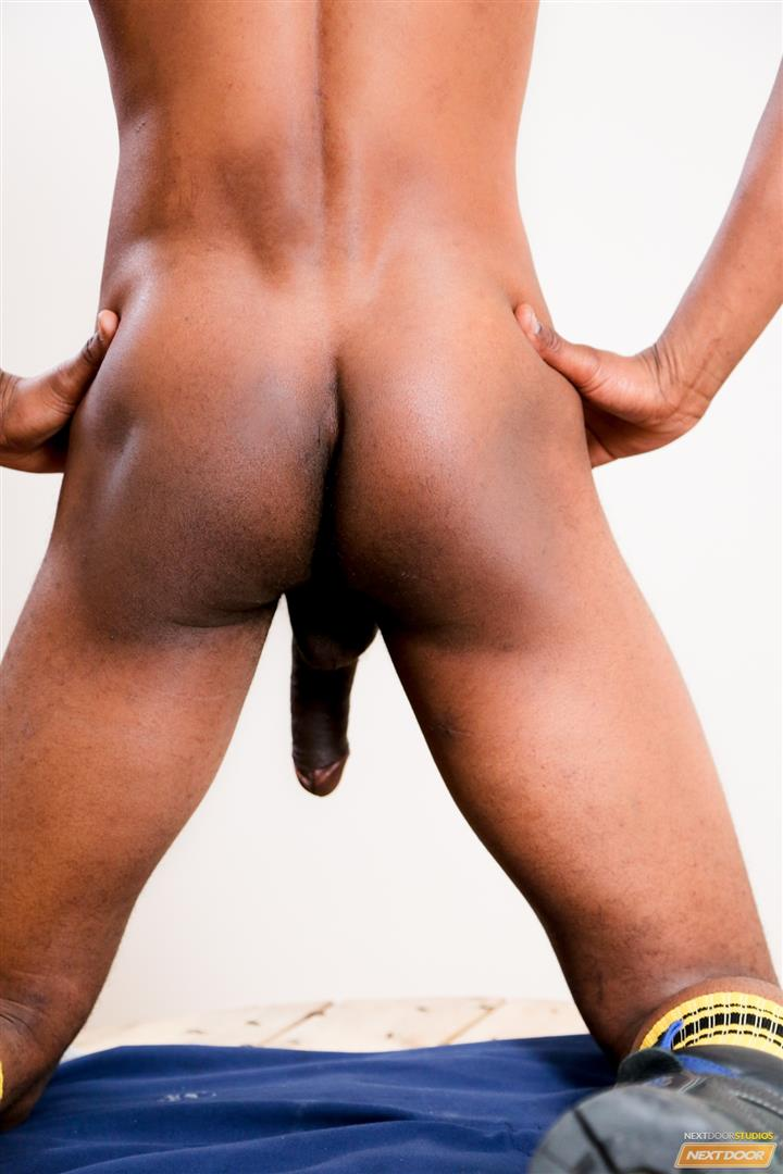 Next-Door-Ebony-Ray-Boy-With-A-Big-Uncut-Black-Dick-Jerk-Off-Free-Gay-Porn-15 Smooth Black Boy Playing With His Big Black Uncut Cock